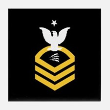 Navy ITCS<BR> Tile Coaster