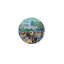 Famous Cover Mini Button