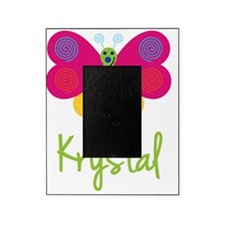 Krystal-the-butterfly Picture Frame