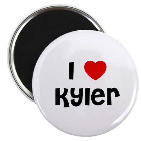 I * Kyler Magnet