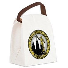 Philippines Cebu LDS Mission Ange Canvas Lunch Bag