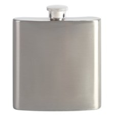 CafePress 10x10 White2 Flask