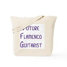 futureguitarist Tote Bag