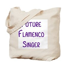 futuresinger Tote Bag