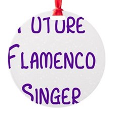 futuresinger Ornament