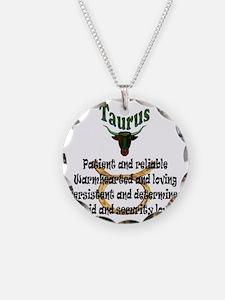 taurus Necklace