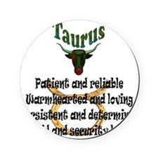 taurus Cork Coaster