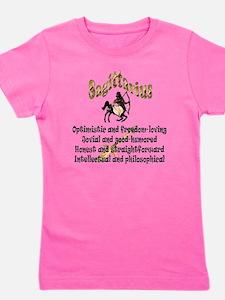 sagittarius Girl's Tee
