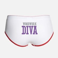 Woodwork DIVA Women's Boy Brief