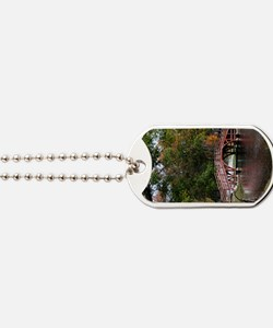 Elm Park Bridge, Worcester, Massachusetts Dog Tags