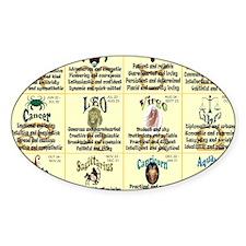 zodiac-calendar Decal