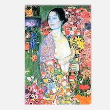 Klimt 16 Postcards (Package of 8)