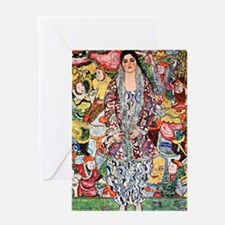 Klimt 22 Greeting Card