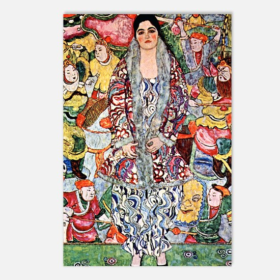 Klimt 22 Postcards (Package of 8)