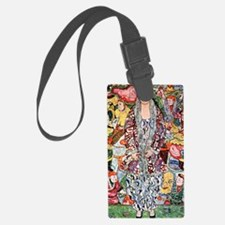 Klimt 22 Luggage Tag