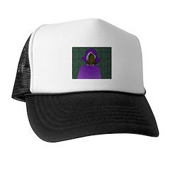 Cyber World Trucker Hat