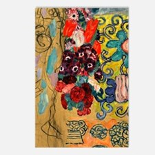 Klimt 25 Postcards (Package of 8)