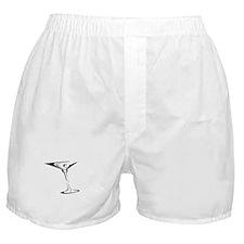 Martini Jazz Boxer Shorts
