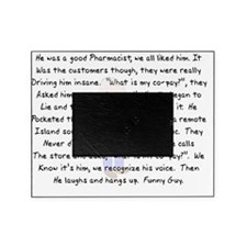 Pharmacist Co Pay 2012 Picture Frame