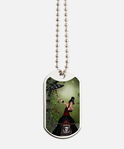 a_1_iphone_3g_case Dog Tags
