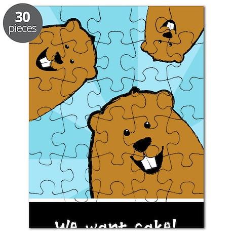 HappyGroundhogBirthday Puzzle