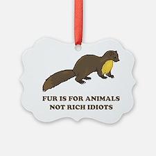 fur Ornament