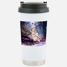 moonbathingshoulderb Travel Mug