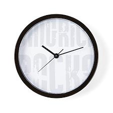 rocksNewt Gingrich1Bk Wall Clock