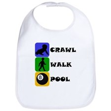 Crawl Walk Pool Bib