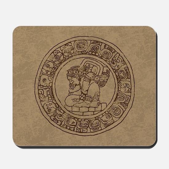 mayan-calendar_br_12x18h Mousepad