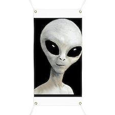 Hello Alien Banner