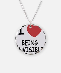 BEING_INVISIBLE Necklace