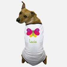 Lucia-the-butterfly Dog T-Shirt