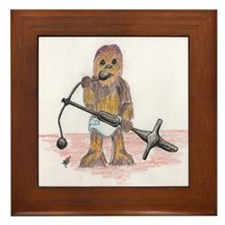 babychewie Framed Tile