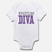 Wrestling DIVA Infant Bodysuit