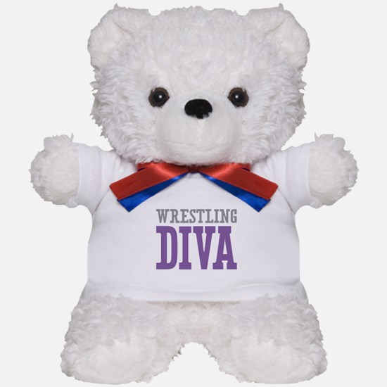 Wrestling DIVA Teddy Bear