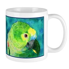Blue-Fronted Amazon Mug