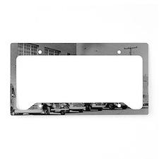 CafePress_4 License Plate Holder