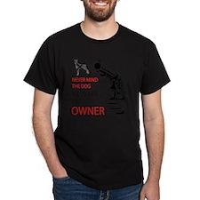 beware of owner T-Shirt