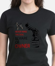 beware of owner Tee