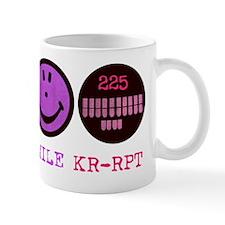 peace_smile_reporter Mug