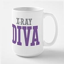 X-Ray DIVA Large Mug
