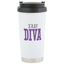 X-Ray DIVA Travel Coffee Mug