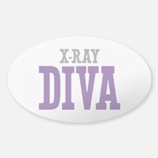 X-Ray DIVA Decal