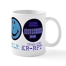 peace_smile_future_court_reporter Mug