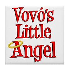 Vovos Little Angel Tile Coaster