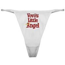 Vovos Little Angel Classic Thong