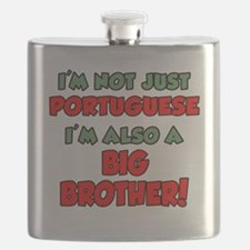 Not Just Portuguese Big Brother Flask