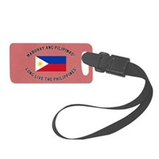 Long Live The Philippines! Luggage Tag