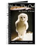 Wesley The Owl Journal